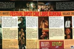 12-BURKINA FASSO FESTIVAL DROIT CINE LIBRE.